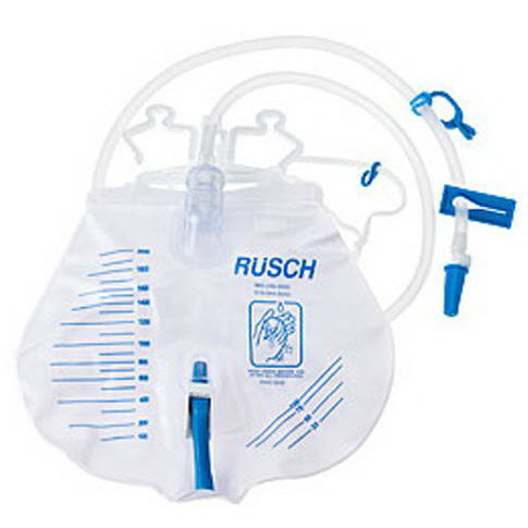 Rusch® Premium Drainage Bag, 2000mL
