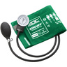 Prosphyg™ 760 Pocket Aneroid Sphygmomanometer, Size 11 Adult, 23 to 40cm, Green, Case