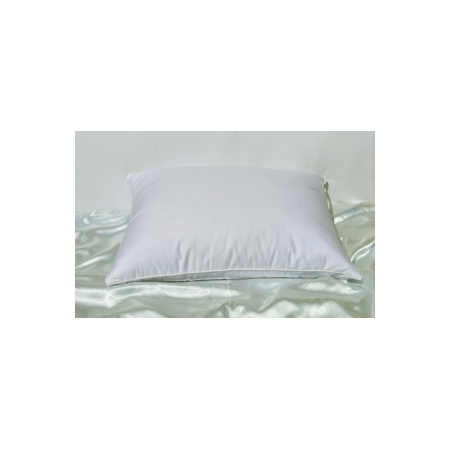 Hospital Pillow, Disposable, White, 19in x 25in