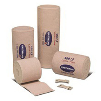 Deluxe 480 Elastic Bandage, 4in x 5yd