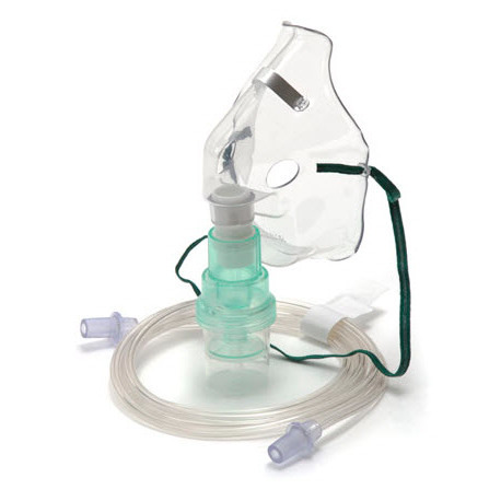 Cirrus Nebulizer Kit with Adult Mask, Tubing, Small Volume