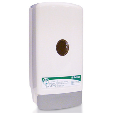 Dispenser for A.B.H.C.® Instant Hand Sanitizer and SaniWash Hand Wash, 800ml *Non-Returnable and Non-Cancelable*