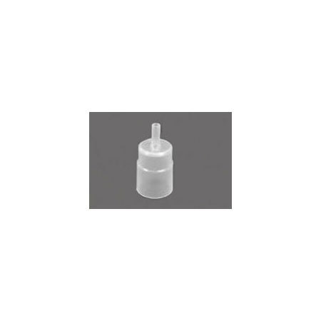 Anesthesia Circuit Oxygen Adapter, 22 ID x 6mm OD
