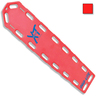 Pro-Lite® XT Spineboard, Red, Without Pins