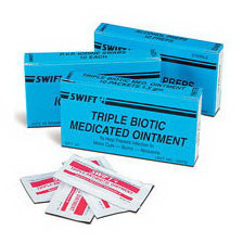North® Swift Triple Biotic Ointment, 1.5g