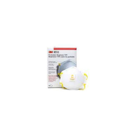 N95 Particulate Respirator Mask, Model 8511