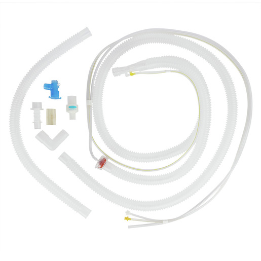 *PHI ONLY* Ventilator Circuit Kit with HME, Adult