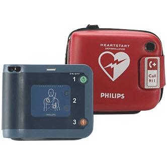 HeartStart FRx Automated External Defibrillators