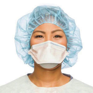 FLUIDSHIELD N95 Particulate Filter Respirators