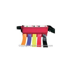 Triage and Hazmat Decon Tape System