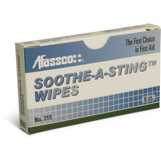 Soothe-A-Sting™ Wipes