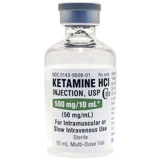 Ketamine, Class III