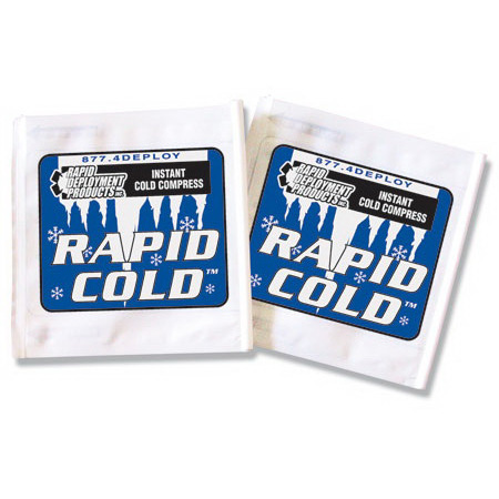 Rapid Cold Ice Packs