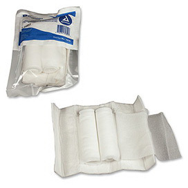 Dyna-Stopper Trauma Dressing, Sterile, 3.5in x 5.5in