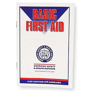 Pocket First Aid Guide