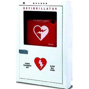 Defibrillator Cabinet (Semi-recessed)