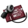 Diagnostix™ 703 Palm Aneroid Blood Pressure Cuff, Adult, Burgundy