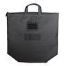 Helmet Padded Carry Bag, Black, Zippered