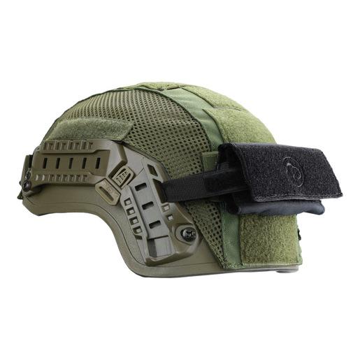 Busch Protective AMP-1 E Ballistic Helmet, Level IIIA