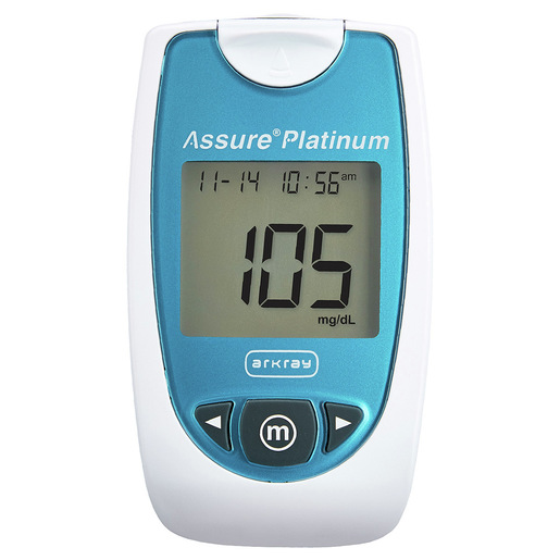 Assure® Platinum Blood Glucose Monitoring System