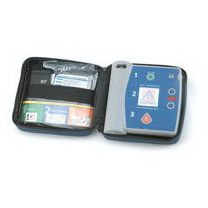 AED Trainer 2, 8.5in x 8.75in x 2.5in