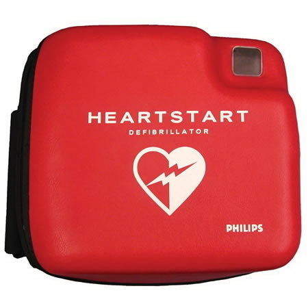 *DIscontinued* HeartStart® FR2 Carrying Case, Red