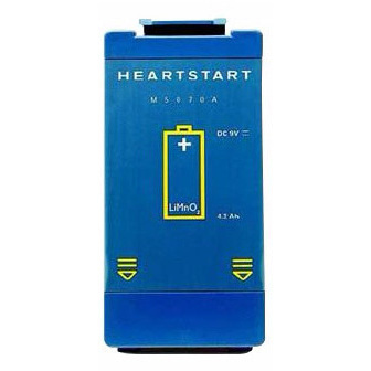 HeartStart® Replacement Lithium Battery