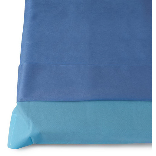 Multi-Layer Stretcher Sheet Set, Blue