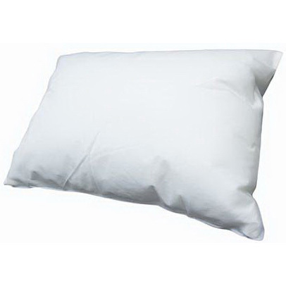 Pillow Case, White, 22in x 30in