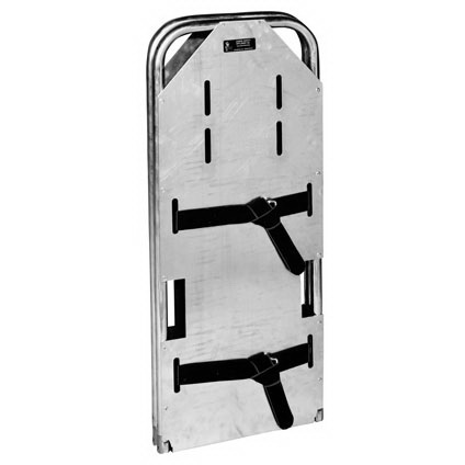 Folding Backboard, Full Length, 36in x 16in x 3in
