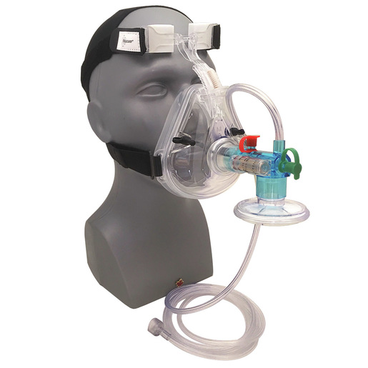 Rescuer® II Compact Disposable CPAP System