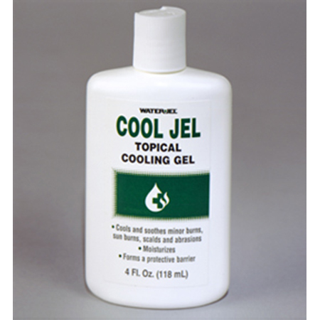 Topical Cooling Gel, 4oz