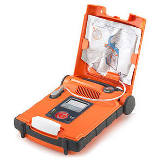 Powerheart® G5 AED Semi Automatic with ICPR, AED, Dual Language