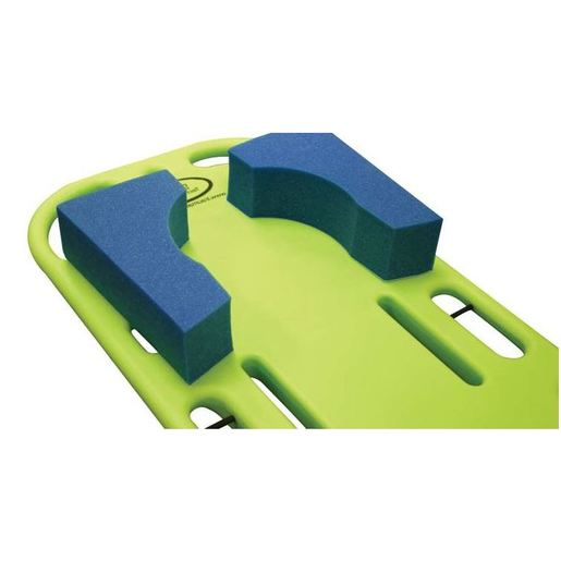 Sticky Blocks Head Immobilizers, 3in x 5.5in x 10-3/8in