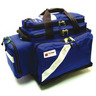 Oxygen/Airway/Trauma Backpack, 23-1/4in L x 11-1/2in W x 14-1/4in D, Blue