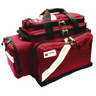 Oxygen/Airway/Trauma Backpack, 23-1/4in L x 11-1/2in W x 14-1/4in D, Red