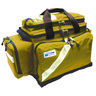 Oxygen/Airway/Trauma Backpack, 23-1/4in L x 11-1/2in W x 14-1/4in D, Yellow