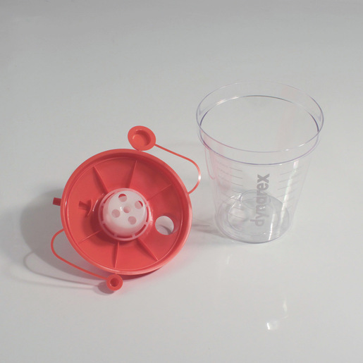 Suction Canister, Disposable, 800cc