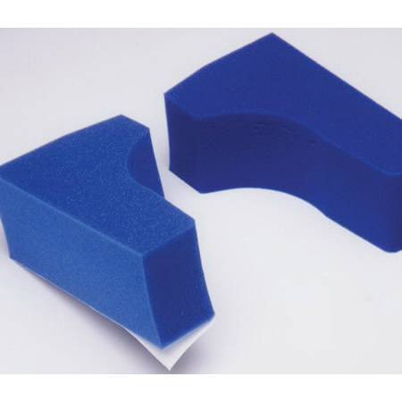 Adhesive Foam Block, Blue