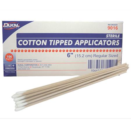 Cotton Tipped Applicators