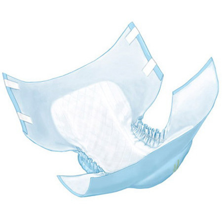 Wings Choice™ Diaper, White, Large 45 to 58in, Adult