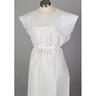 Exam Gown, White