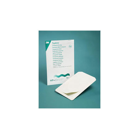 Tegaderm™ Transparent IV Dressing, 8in x 12in