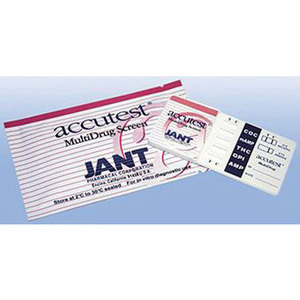 Accutest 10 Panel Multi Drug Dipstick Screen