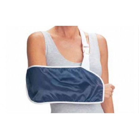 *Discontinued* Procare® Quick Release Arm Sling, Navy Blue, Large, 19.5in L x 8in W