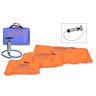 Fasplint® Vacuum Splint Kits, Small, Medium, Large w/ Plastic Pump and Rectangular Case