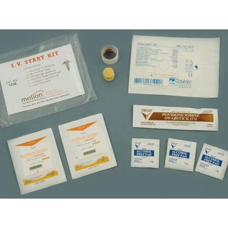 IV Start Kit with Veni-Gard® Stabilization Dressing, Latex-free