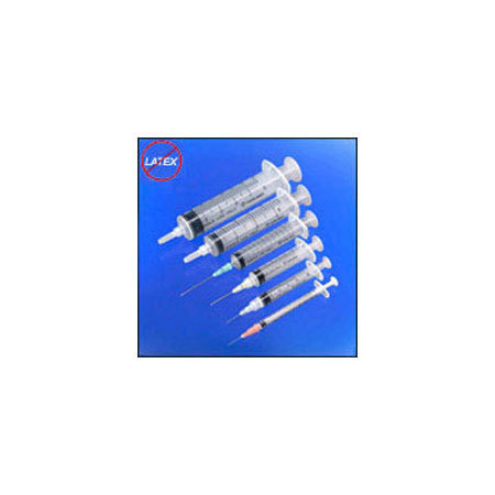 Terumo® Luer-Lok Tip Syringe with Ultra Thin Wall Needle, 3cc, 23ga x 1in