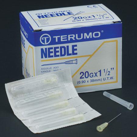Terumo Hypodermic Needles
