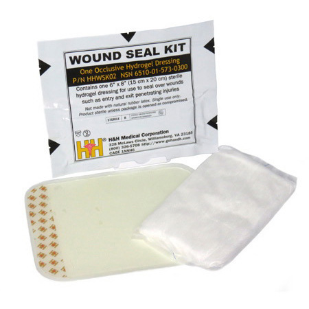Wound Seal Case